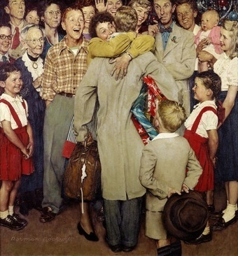 Norman Rockwell Paintings | My MUST-SEEs | Scoop.it