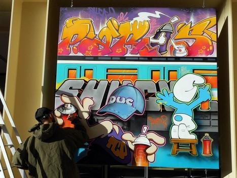 Shuck Two, la Place hip hop, Forum des Halles | Tous les événements à ne pas manquer ! | Scoop.it