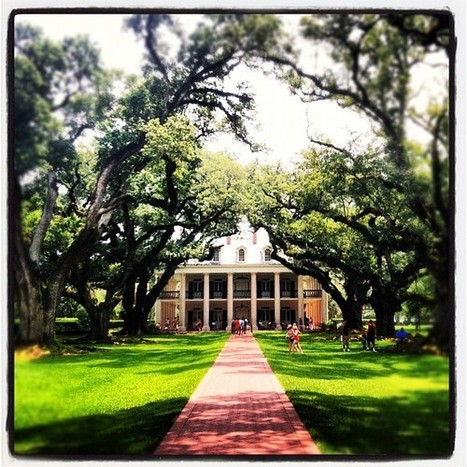 #riverparish (Taken with Instagram at Oak AlleyPlantation) | Oak Alley Plantation: Things to see! | Scoop.it