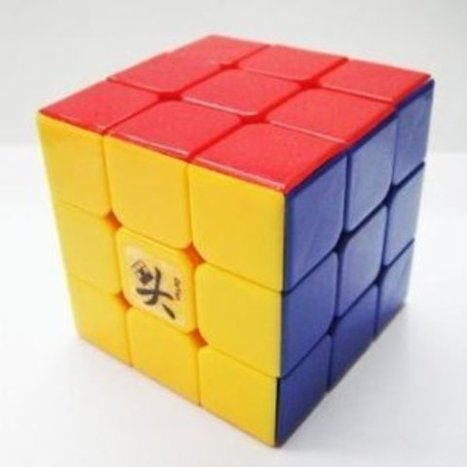 How to Solve a Rubik's Cube | Into the Driver's Seat | Scoop.it