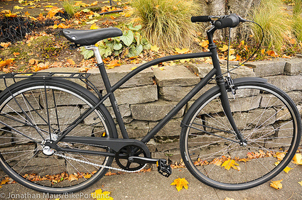 Detroit-made, low-priced city bike set for Portland debut | BikePortland.org | Dining | Scoop.it
