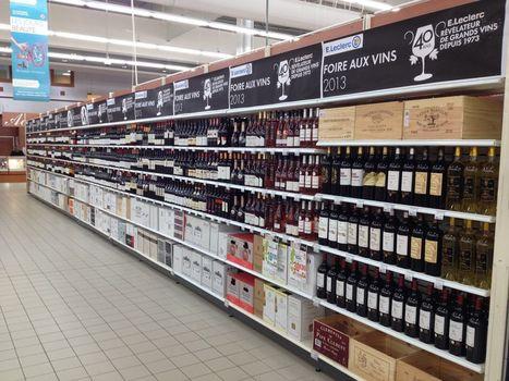 Ventes de vins de Bourgogne en GMS : tous les indicateurs sont au vert   Vos Clés de la Cave   Scoop.it