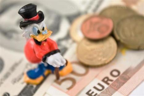 La dette publique française à 96,6 % du PIB - Observatoire des subventions | Economie | Scoop.it
