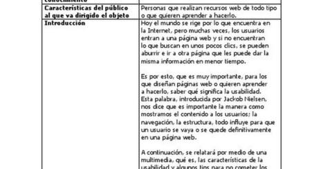 GUÍA DIDÁCTICA USABILIDAD EN LA RED.docx | Web 2.0, TIC & Contenidos Educativos | Scoop.it