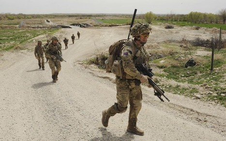 Britain could offer asylum to Afghan war translators - Telegraph | Leila | Scoop.it