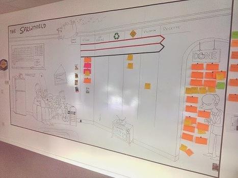 Agile.Clinic: Scrum Boards as an Art @Numergy   agile4fun   Scoop.it