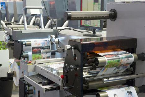 Les étapes à franchir pour ouvrir une imprimerie | Création d'entreprise et business plan | Scoop.it