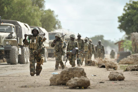 Al-Shabaab's last line of defence now crumbles | East Africa Business Online | Scoop.it