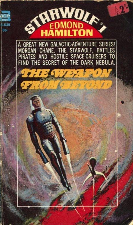 Capas de Livros de Ficção Científica com Ski-Ffy | Ficção científica literária | Scoop.it