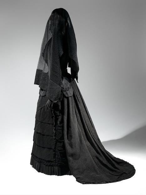 Good Mourning: Metropolitan Museum Announces Fall Funerary Costume Show - Hyperallergic | art, etc. | Scoop.it