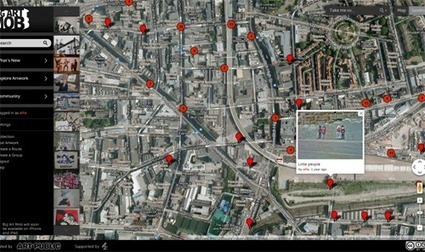 Biblioteca Caterina Figueras: Un mapa mundial de l'art urbà | TIG | Scoop.it