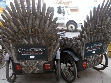 5 Things to Pillage from Game of Thrones' Content Marketing Strategy   Digital Marketing Strategy   Scoop.it