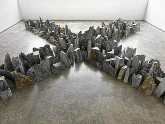 Art Event: Richard Long 2014 | The Palace of Culture | Scoop.it