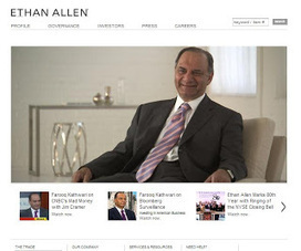 "Ethan Allen Gets A ""D"" Grade in Biz Storytelling 