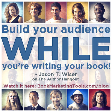 """Ep 001: """"Social Media for Authors"""" – The Author Hangout   Book Marketing Tools Blog   Book Marketing Tips for Authors   Scoop.it"""