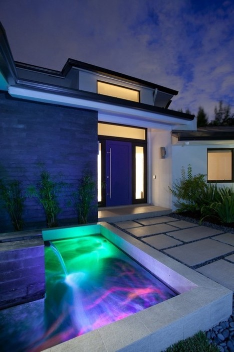 Eblouissante villa en Floride   Decoration   Scoop.it