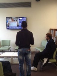 The homeless create material for interactive screens with digitalsignage.NET | Digital Signage Software | Scoop.it