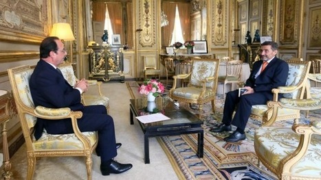 Montpellier : l'entrepreneur Mohed Altrad reçu par François Hollande et Barack Obama   Languedoc Roussillon : actualité économique   Scoop.it