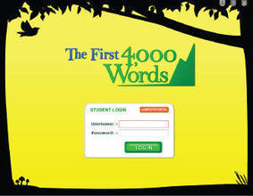 The First 4,000 Words | CLIL Resources & Tools - Herramientas y Recursos para AICLE | Scoop.it