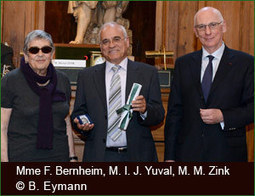 14 juin 2013 : remise du Prix 2013 d'Histoire des religions AIBL/ Fondation « Les amis de Pierre-Antoine Bernheim » | Académie | Scoop.it