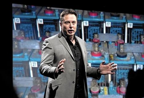 Elon Musk: 'If I cared about subsidies, I would have entered the oil and gas industry' | Sustain Our Earth | Scoop.it