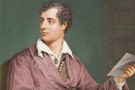 Poet and Rake, Lord Byron Was Also a Global Interventionist With Brains and ... - Daily Beast | Ancient crimes and mysteries | Scoop.it