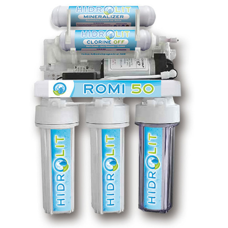 Sistema de Osmosis Inversa ROMI 50 | Agua Pureza Perú | Scoop.it