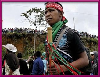 Los indígenas del Norte del Cauca son tratados como extraños en su propia tierra | Punta de lanza - Resistencias | Scoop.it