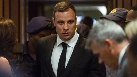 Pistorius Prosecutor Shocked Over House Arrest Suggestion | Criminology and Economic Theory | Scoop.it