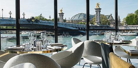 Nos 25 restaurants préférés ouverts à Paris au mois d'août 2016 | MILLESIMES 62 : blog de Sandrine et Stéphane SAVORGNAN | Scoop.it