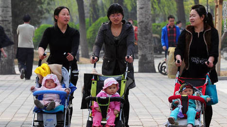 Why Chinese don't want more children - CNN GPS Fareed Zakaria | IB Geography ISB | Scoop.it