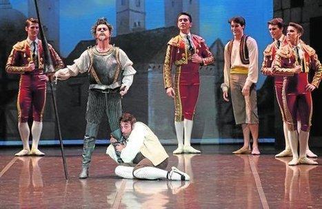 Fabuloso Don Quijote | Compañía Nacional de Danza - CRÍTICAS | Scoop.it