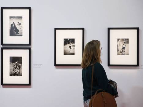 Henri Cartier-Bresson: Right on the button - The Independent | Photography | Scoop.it