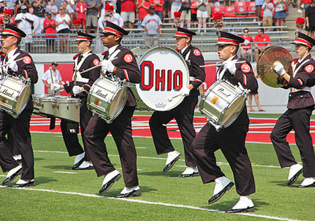 Ohio State Marching Band steps into iPad commercial fame - OSU - The Lantern | International marketing | Scoop.it