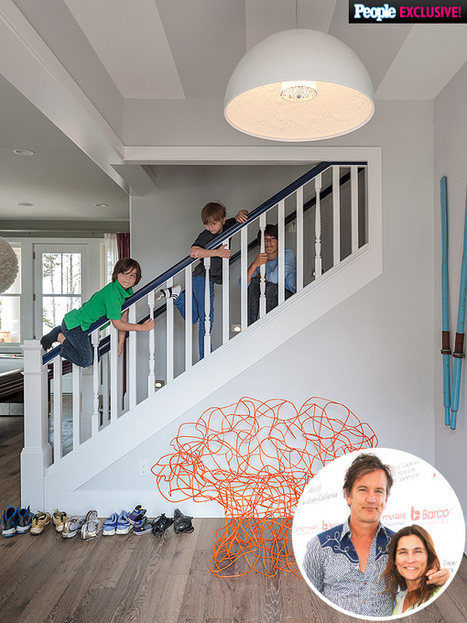Bob and Cortney Novogratz Blog: 8 Tips for Creating Fun Family Spaces in Your Home - PEOPLE Great Ideas   ♨ Family & Food ♨   Scoop.it