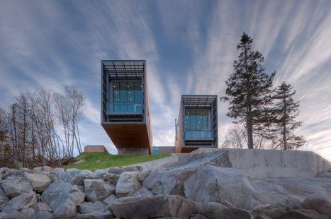 Two Hulls House by MacKay-Lyons Sweetapple Architects. | Arquitectura: Unifamiliars | Scoop.it