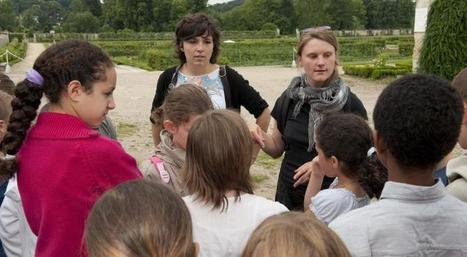 Organiser une visite scolaire chez un professionnel - Alim'agri | Graines de doc | Scoop.it