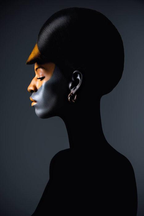 Splendid Makeup Art from Russia #art #bodyart #facepaint #fashion #painting #makeup #photography | Luby Art | Scoop.it