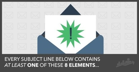 101 Best Email Subject Lines of 2015 | Instructional Design for Online Learning | Scoop.it