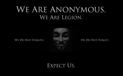 """HACKER GROUP """"ANONYMOUS"""" CALLS FOR REVOLUTION- AMERICAS FREEDOM FIGHTERS 