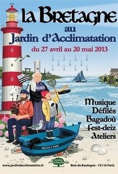 LA BRETAGNE AU JARDIN D'ACCLIMATATION A PARIS - 20/4 au 20/5 | JOIN SCOOP.IT AND FOLLOW ME ON SCOOP.IT | Scoop.it