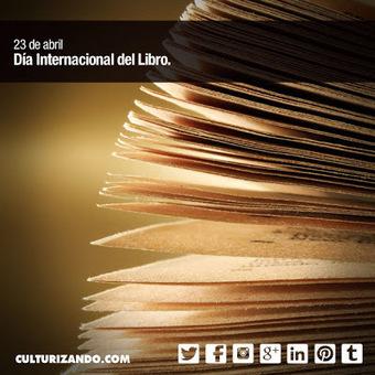 ¿Sabes por qué hoy es el Día Internacional del Libro?   Era del conocimiento   Scoop.it