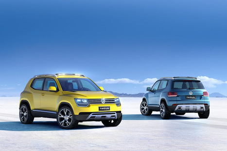 2012 Volkswagen Taigun Concept Revealed ~ Grease n Gasoline | PCG Digital Marketing | Scoop.it