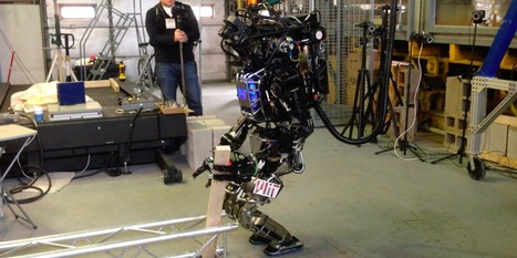This Is How Google's New $1 Million Robot Sees The World | Googlocracy | Scoop.it