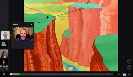 VoiceThread. Presentacions col·laboratives multimèdia | Recursos i eines TIC per a l'educació | Scoop.it
