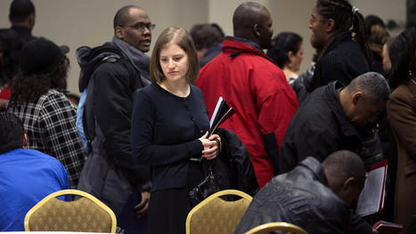 Wage Gains Elusive Even as U.S. Job Market Rebounds: Economy | business | Scoop.it
