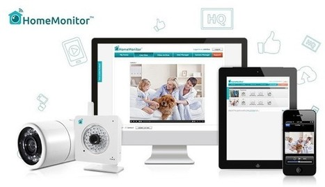 Y-cam\'s HomeMonitor and Cube camera helps you monitor babies, burglars from the cloud | Digital-News on Scoop.it today | Scoop.it
