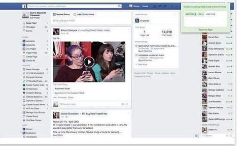 Faire le ménage sur Facebook, BuzzKill Plus | l'enseignement d'économie gestion | Scoop.it