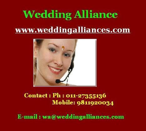 Best Matrimonial Services in Delhi NCR | Wedding Alliances | Scoop.it