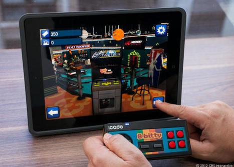 iCade 8Bitty bluetooth iPad iPhone controller | Apple iPhone and iPad news | Scoop.it